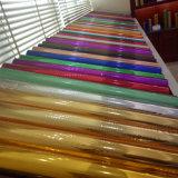 Foglio per l'impressione a caldo caldo della qualità superiore per plastica e cuoio di carta