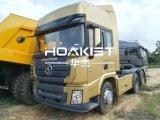 Bevorder Dieselmotor 10 van de Verkoop 6X4 380HP de Vrachtwagen van de Tractor van Wielen