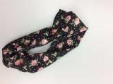 여자를 위한 형식 의복 부속품 폴리에스테 인쇄 꽃 Hairband