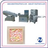 Hard Candy Producción Vegetal Formado línea que hace la máquina de caramelos rellenos