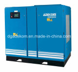 Langspielplatte-Öl eingespritzter Drehschrauben-Luft abgekühlter Kompressor (KE110L-5)