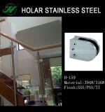 階段柵ガラスクランプ