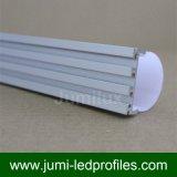 Manica di alluminio del LED per l'indicatore luminoso di striscia del LED