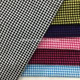 Sobretodo Yarn-Dyed llano de la tela de las lanas