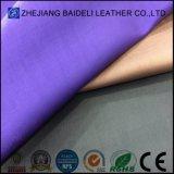 Cuero resistente de la PU de la abrasión para la tapicería del sofá