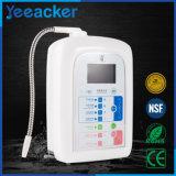 중국 공급자 초여과 장치를 가진 백색 알칼리성 물 Ionizer 기계