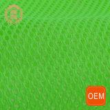 Veste respirável da construção do Vis do verde do OEM olá!, veste de ciclagem reflexiva da segurança