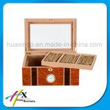 Cadre de mémoire en bois solide de module de cigare de qualité pour les hommes