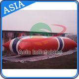 De Opblaasbare Aqua Vlek van uitstekende kwaliteit, de Opblaasbare Vlek van de Trampoline van het Water