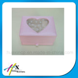 普及したボール紙の宝石類のギフトのペーパー包装ボックス