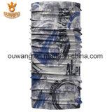 Головной платок крышки Bandana напольных спортов подгоняет шарф пробки