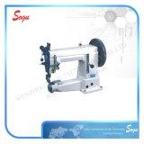 Máquina de coser del pie de la Solo-Aguja que recorre para el mocasín