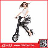 Nuevos Productos 2016 Mini Scooter Eléctrica Plegable para Adulto