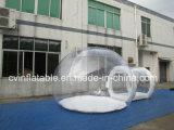 Tenda trasparente gonfiabile della bolla