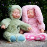 Custom 3D Plastic Face Plush Soft Toy