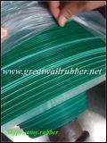 Strato di gomma costolato composito, strato di gomma antiscorrimento, pavimentazione antiscorrimento