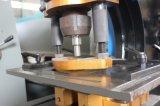 Q35y-25 Ironwoker hidráulico con hacer muescas en, doblando, perforación, pelando, corte del ángulo