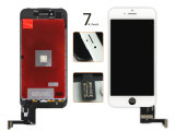 Großhandelsqualitäts-Abwechslung LCD-Screen-Bildschirmanzeige für iPhone 7, weiß