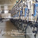 Jiangsu fêz a sala de estar de ordenha para a vaca