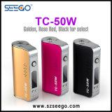 Bontique, das 2017 neue Seego Tc-50W justierbare kontrollierbare Batterie verpackt