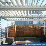 자동화된 일요일 비 미늘창 지붕 알루미늄 지붕 미늘창
