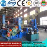 Выдвиженческий Ce Approved Mclw11s-30*2500 Rolls плиты ролика машины завальцовки 3 плиты CNC