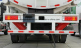 40 camion di autocisterna pesante di capienza di chilolitro Shacman 8X4 40000 litri di camion del serbatoio di combustibile
