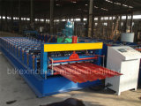 Maquinaria galvanizada cor do material de construção da chapa de aço de Kxd 1000