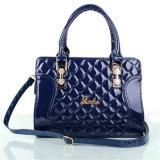 Nuova borsa della ragazza di marca di stile/sacchetto europeo ed americano semplice del platino (GB#CE0630#)