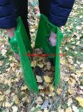 2PCS как установил ветроуловители листьев лужайки комплекта инструмента сада