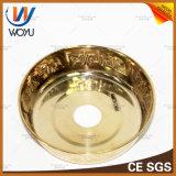 Glasflaschen-Rohr-Huka-Tellersegment
