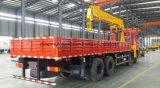 Dongfeng 16 Ton 4 Vrachtwagen van de Kraan van de Kraan van de Vrachtwagen van Assen de Hydraulische 8*4