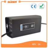 Suoer Intelligent Battery Charger 48V 3A Авто зарядное устройство для электрических автомобилей (SON-4803)