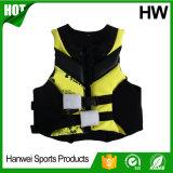 中国の製造者によって印刷される海洋かカヤックを漕ぐ救命胴衣(HW-LJ018)