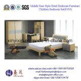 Conjunto de dormitorio adulto del nuevo estilo de la India en los muebles caseros (F15#)