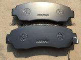 Het ceramische Stootkussen van de Rem van Nissan voor C.R.V 1089