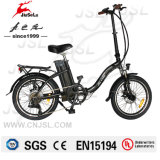 "E-Bicicleta plegable del marco de la aleación de aluminio del freno de disco delantero/trasero 20 "" (JSL039W-8)"