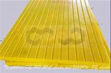 Hoog die het hdpe/uhmw-PE van de Weerstand van de Slijtage Blad voor Fabriek wordt gebruikt