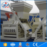 Betonmischer-Maschine heißes der Verkaufs-Doppelt-horizontale Welle Js Serien-Js1500