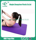 Tapis de sport écologique OEM Fitness NBR Yoga Mats