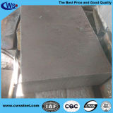 Plaque en acier 1.2738 de moulage en plastique de travail d'acier de construction