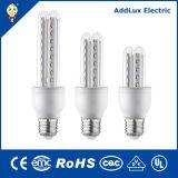 Lámparas del ahorro de la energía de E12 E14 E27 5W 7W 2u LED