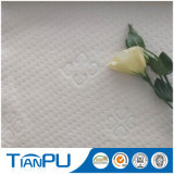 Vente en gros organique tricotée par coutume de tissu de coton de jacquard de fournisseur de la Chine