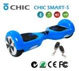 Zelf Saldo Hoverboard 2 Elektrische Autoped van het Saldo van het Wiel de Zelf Milieuvriendelijk voor Openlucht