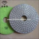 Паяя пусковая площадка диаманта Bd-1 каменная влажная сухая полируя для точильщика угла
