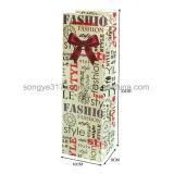Мешок подарка PP пластичный Milky белый замороженный для красного вина