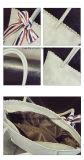De aangepaste Ontwerpen en OEM van het Embleem Manier van de Fabriek Dame Handbag