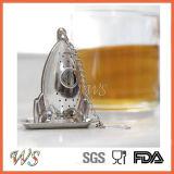 Листья инструмента чая нержавеющей стали стрейнера чая Infuser чая формы Ws-If019 Rocket свободные для потатора чая