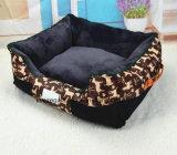 Het het wasbare Super Zachte Huis van de Kat van het Bed van het Huisdier/Bed van de Hond (KA0074)