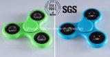 De plastiek Gedecompresseerde Gyroscoop van de Vingertop van het Stuk speelgoed van de Spinner (ISO)